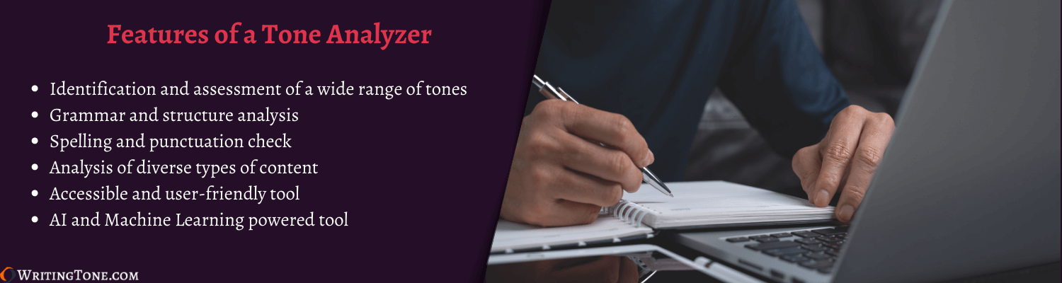tone changer features